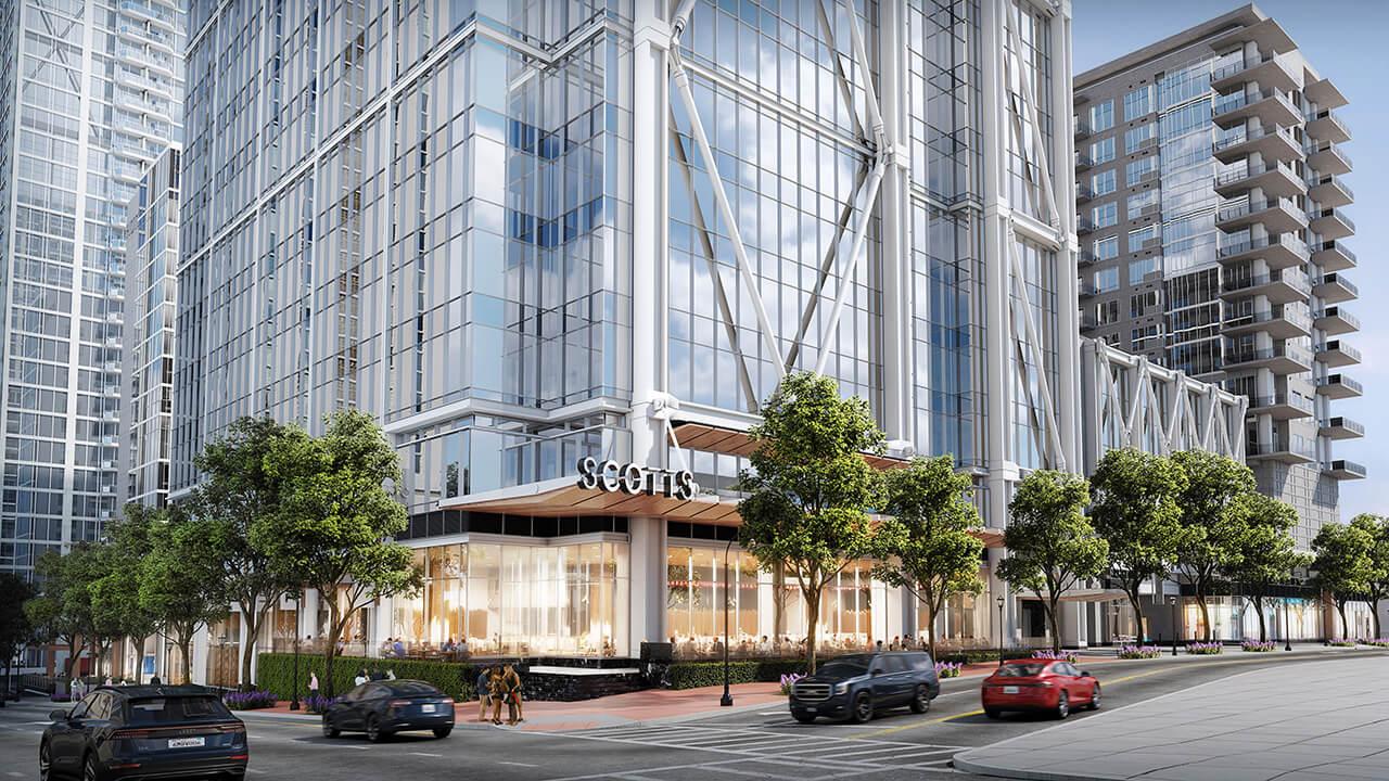 Selig, Rockefeller Formalize Partnership on Midtown Atlanta Condominium Tower